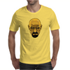 BREAKING BAD - AMC - HEISENBERG - WALTER WHITE - PORTRAIT - YELLOW Mens T-Shirt