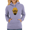 BREAKING BAD - AMC - HEISENBERG - WALTER WHITE - PORTRAIT - YELLOW Womens Hoodie
