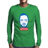 Breaking Bad American Apparel walter Mens Long Sleeve T-Shirt