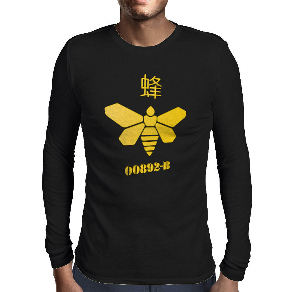 Breaking Bad bee Mens Long Sleeve T-Shirt
