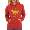 Breaking Bad bee Womens Hoodie