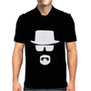 BREAKING BAD HEISENBERG WALTER Mens Polo