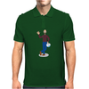 BREAKING BAD - HEISENBERG - WHERE'S WALTER NORMALLY DRESSED - AMC - WHERES WALLY PARODY Mens Polo