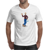 BREAKING BAD - HEISENBERG - WHERE'S WALTER NORMALLY DRESSED - AMC - WHERES WALLY PARODY Mens T-Shirt