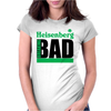 Breaking Bad - Heisenberg Womens Fitted T-Shirt