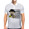 Breaking Bad - I Am The Danger Mens Polo