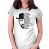 Breaking Bad Inspired I Am The Danger Womens Fitted T-Shirt
