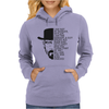 Breaking Bad Inspired I Am The Danger Womens Hoodie