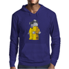 Breaking Bad Lego Parody Mens Hoodie