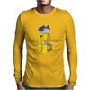 Breaking Bad Lego Parody Mens Long Sleeve T-Shirt