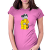 Breaking Bad Lego Parody Womens Fitted T-Shirt