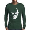 Breaking Bad Walter White Mens Long Sleeve T-Shirt