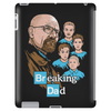 Breaking Dad Tablet (vertical)
