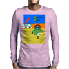 Breaking Pogo Mens Long Sleeve T-Shirt