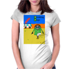 Breaking Pogo Womens Fitted T-Shirt