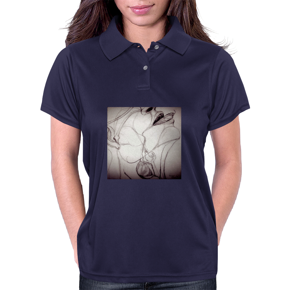 Breaking the Silence Womens Polo