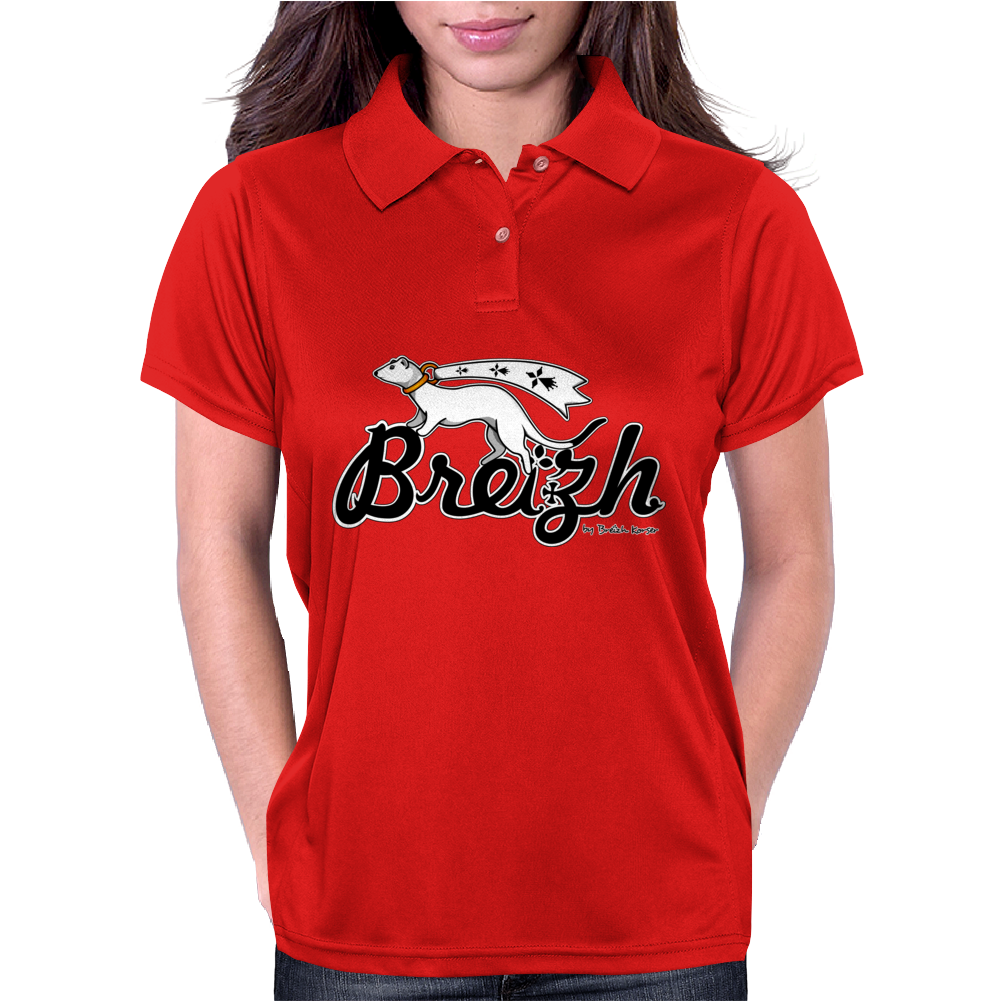 Breizh for Brittany Womens Polo