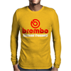 Brembo Racing Sistemi Frenanti Mens Long Sleeve T-Shirt