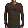 Brewster Baker Six 6 Pack Movie Kenny Rogers Mens Long Sleeve T-Shirt