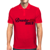Brewster Baker Six 6 Pack Movie Kenny Rogers Mens Polo