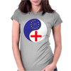 Brexit EU Womens Fitted T-Shirt