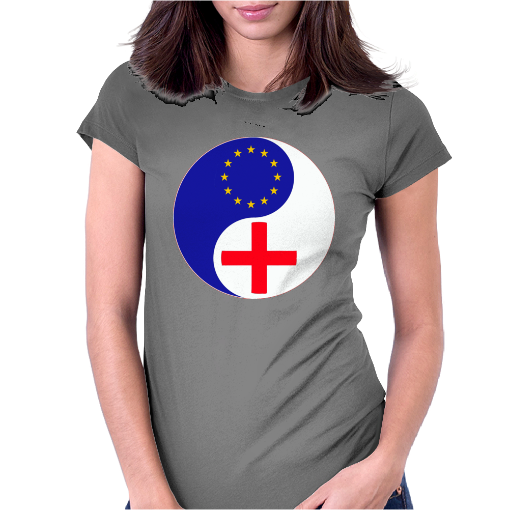Brexit Womens Fitted T-Shirt