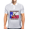 Brian Lee Robinson- Texas Music Mens Polo