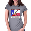 Brian Lee Robinson- Texas Music Womens Fitted T-Shirt