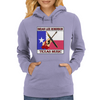 Brian Lee Robinson- Texas Music Womens Hoodie