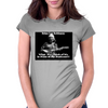 Brian Lee Robinson, What you think of me is none of my business. Womens Fitted T-Shirt
