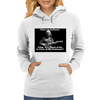 Brian Lee Robinson, What you think of me is none of my business. Womens Hoodie