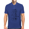 Brian's Ride SilhouetteHistory Mens Polo