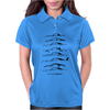 Brian's Ride SilhouetteHistory Womens Polo
