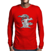 Brianweenie Mens Long Sleeve T-Shirt