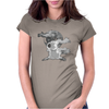 Brianweenie Womens Fitted T-Shirt