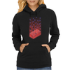 Brick Ception Womens Hoodie