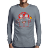 Brick Files Mens Long Sleeve T-Shirt