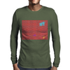 Brick wall Mens Long Sleeve T-Shirt