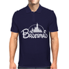 Bridesmaid Disney Mens Polo