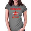 Brigade Rosse Womens Fitted T-Shirt