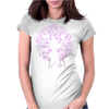 bright Womens Fitted T-Shirt