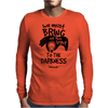 Bring own light to the darkness Mens Long Sleeve T-Shirt