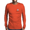 Bring the Heat Mens Long Sleeve T-Shirt
