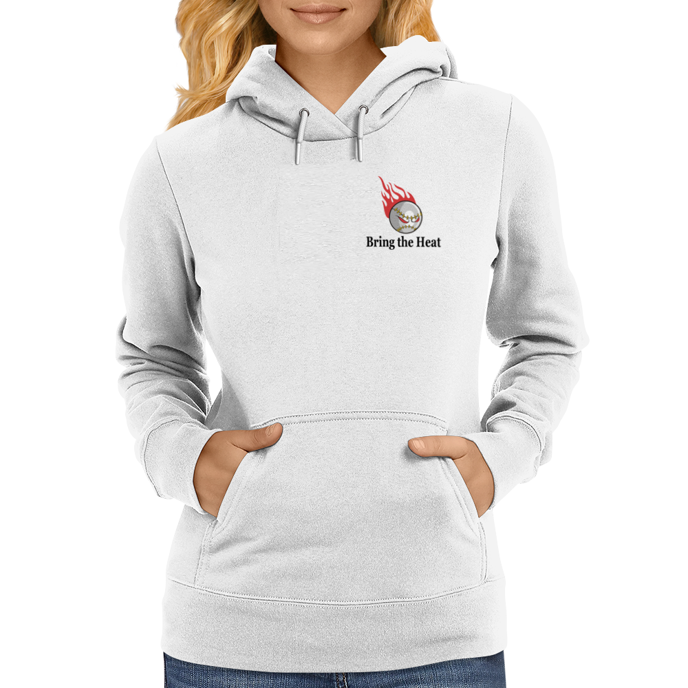 Bring the Heat Womens Hoodie