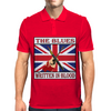 British Blues- Written In Blood Mens Polo