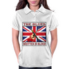 British Blues- Written In Blood Womens Polo