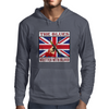 British Blues- Written With Blood Mens Hoodie