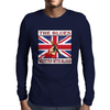 British Blues- Written With Blood Mens Long Sleeve T-Shirt