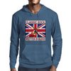 British Classic Rock- Written In Blood Mens Hoodie