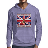 British Country Music- Written In Blood Mens Hoodie